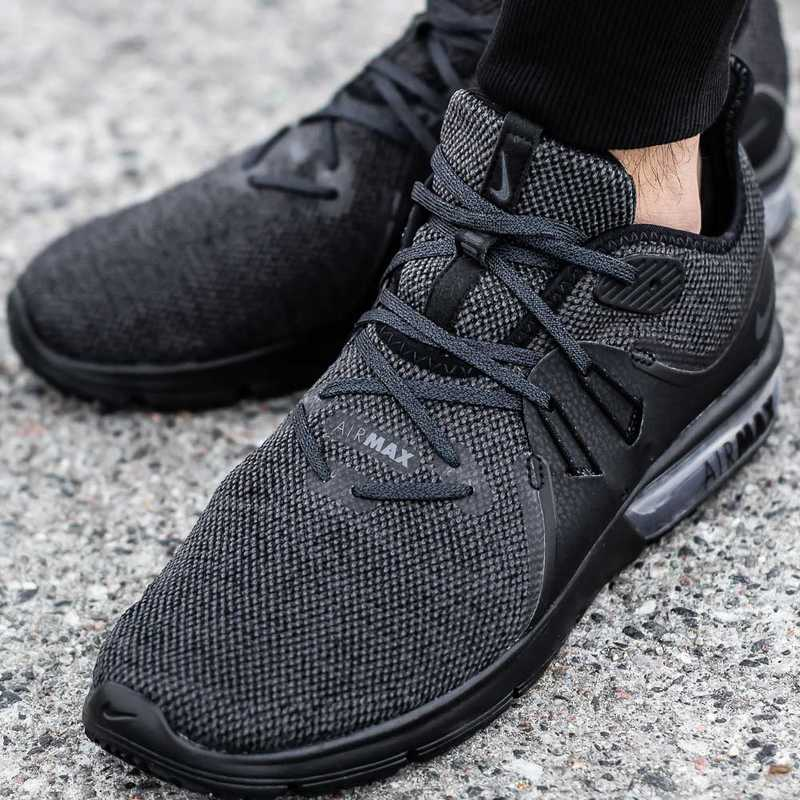 Buty sportowe męskie Nike Air Max Sequent 3 (921694 010
