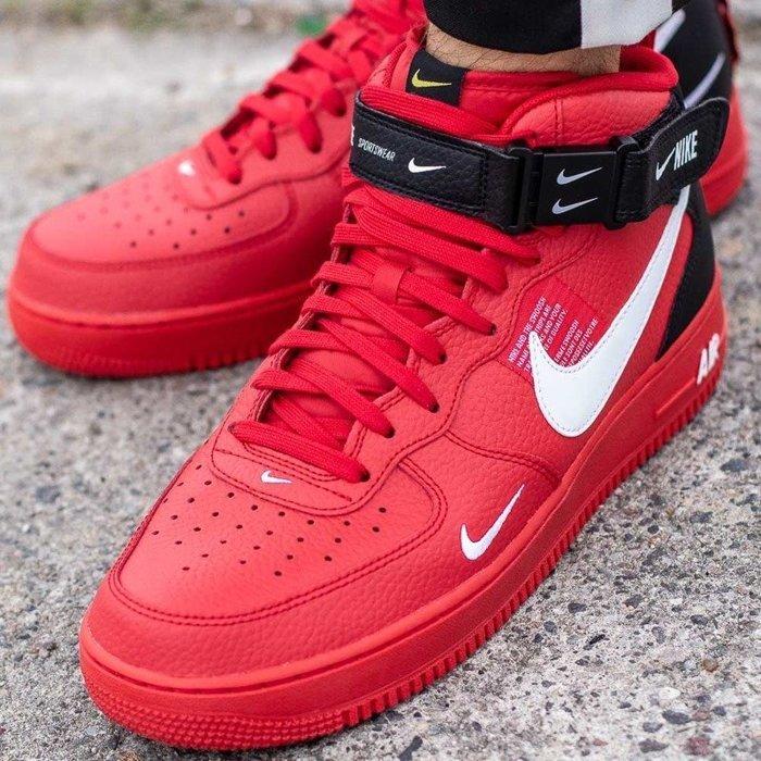 dobra jakość eleganckie buty świetna jakość Nike Air Force 1 MID 07 LV8 Utility   NOWOŚCI MARKI \ Nike ...