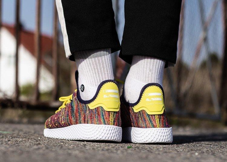 tanio na sprzedaż niska cena sprzedaży Kup online Adidas Originals Pharrell Williams Tennis Hu (BY2673) BY2673 ...