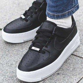 Czarne Buty Nike Czarne Sneakersy Nike Sneaker Peeker #5