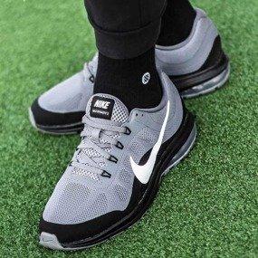 Nike Air Max 1 Męskie Niebieski Grassgreen Szary