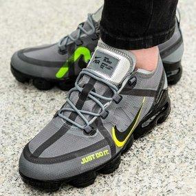 Szare Buty Nike Sneakersy Szare Nike Sneaker Peeker