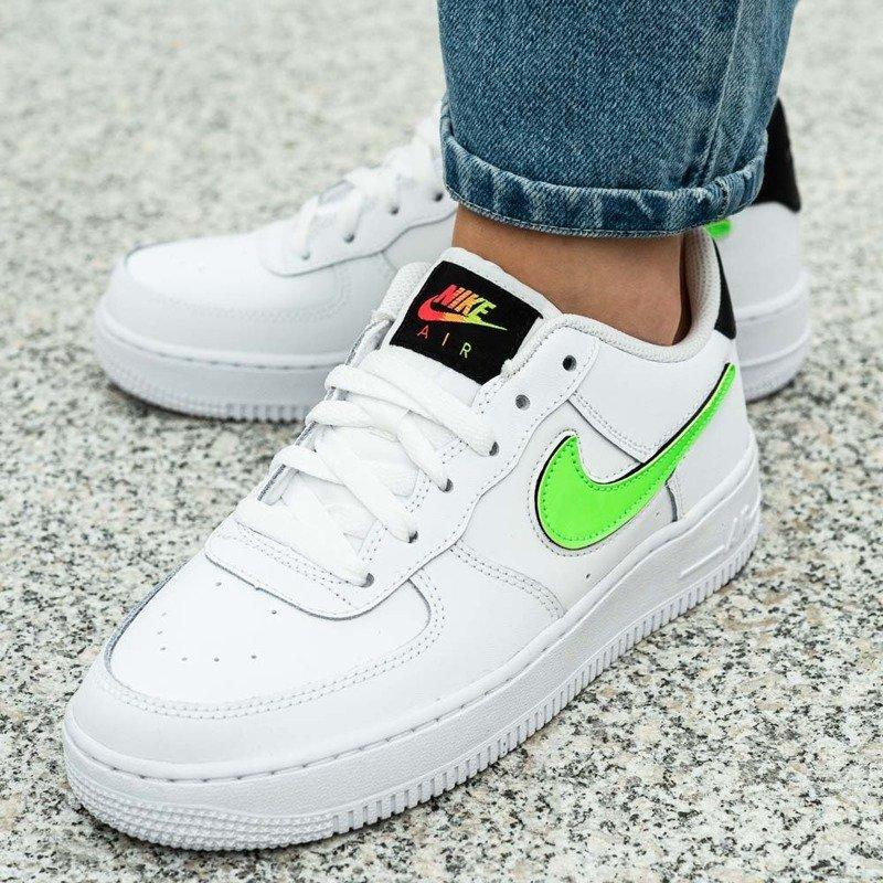 Nike AIR FORCE ONE SHOE 1 94 White Map | Buty nike, Buty, Obuwie