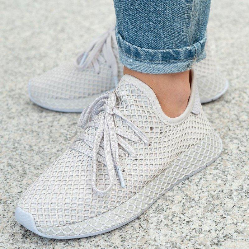 adidas deerupt damskie szare