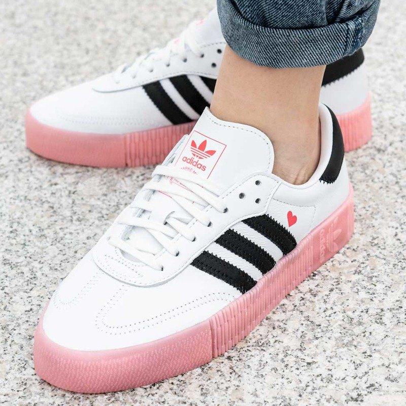 Buty sportowe damskie Adidas Originals Sambarose W (EF4965)