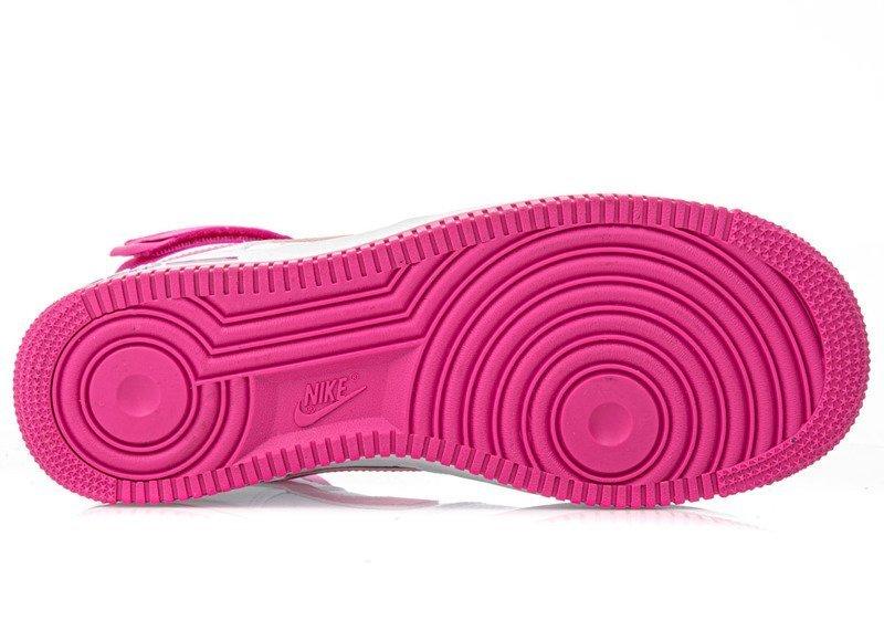 Buty sportowe damskie Nike Air Force 1 High Wmns (334031 110)
