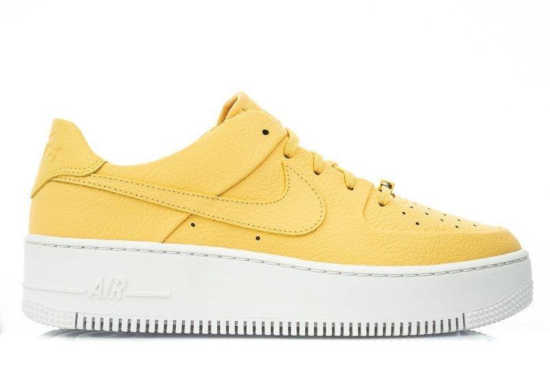Buty Damskie Nike W AF1 Sage Low AR5339 700 (Żółty