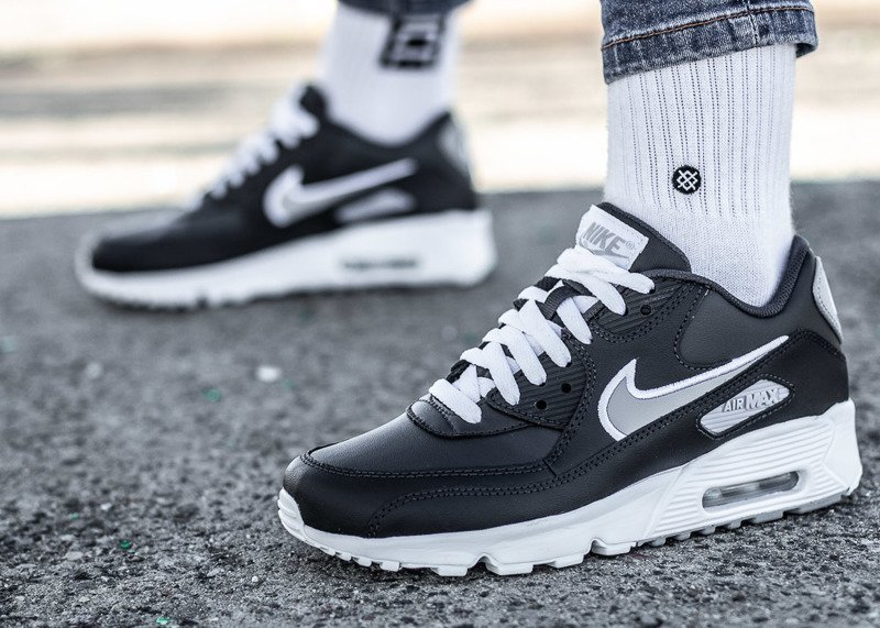 Air Max 90 Leather (GS) 833412 021