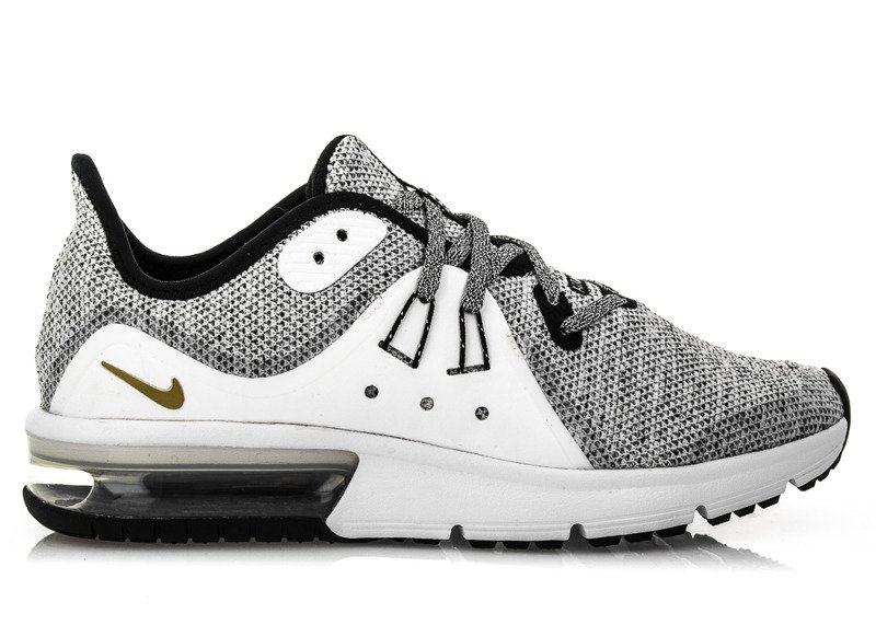 BUTY NIKE AIR MAX SEQUENT 922884 007 SZARE
