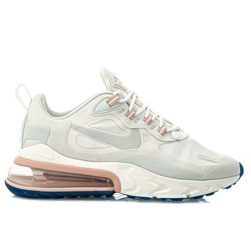 Buty sportowe damskie Nike W Air Max 270 React (AT6174 100)