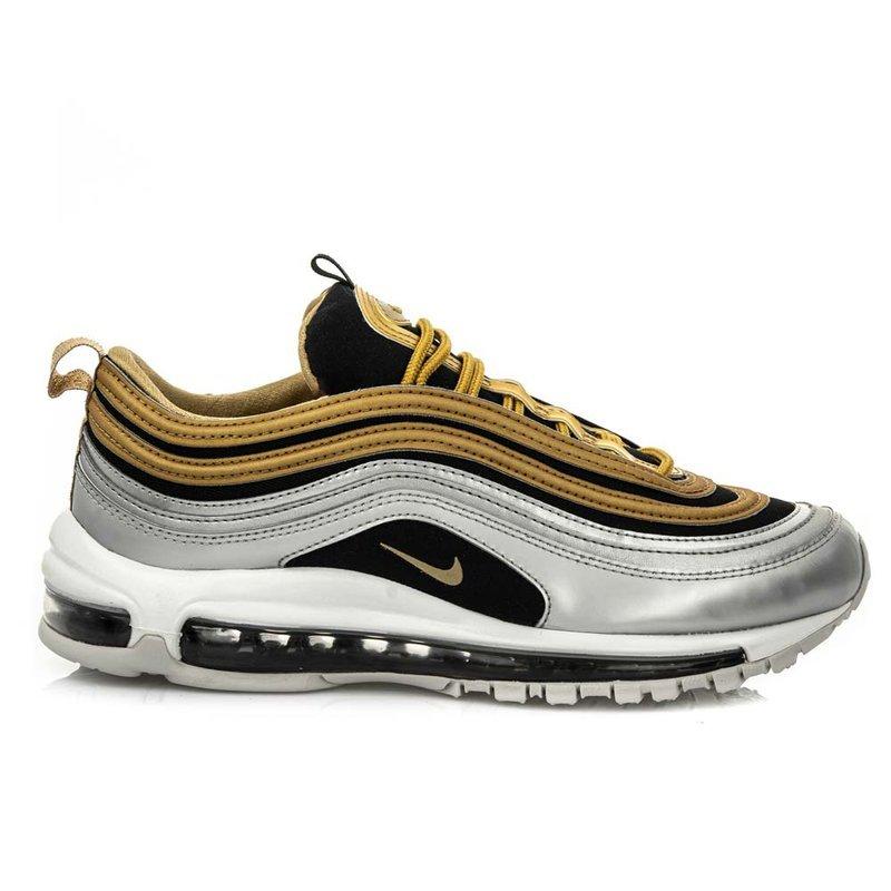 Złote Buty Nike Złote Sneakersy Nike Sneaker Peeker