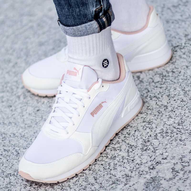 sneakersy damskie Puma ST RUNNER V2 NL Puma białe