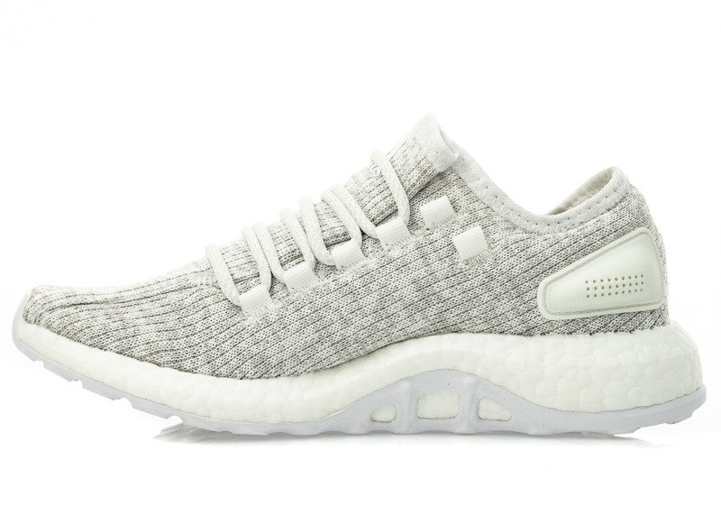 buty adidas pure boost running biały s81991