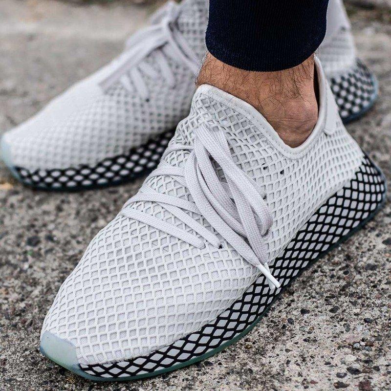 Sneakersy męskie Adidas Deerupt Runner