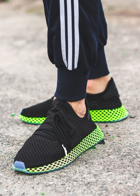 Buty sportowe męskie Adidas Deerupt Runner (B41755)