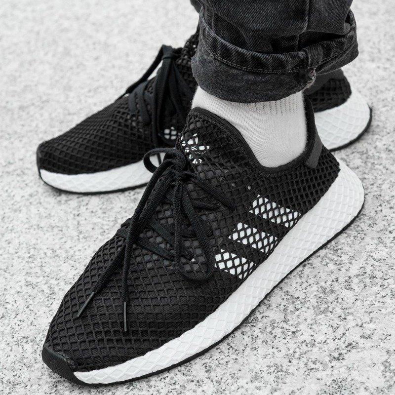 adidas Originals Męskie Deerupt Runner Buty Sportowe Czarny