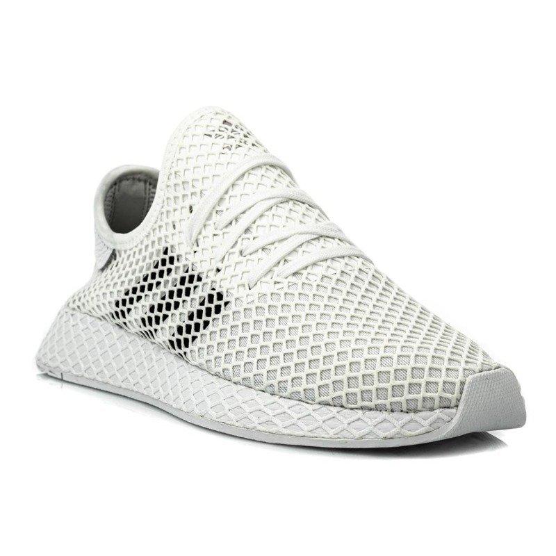Adidas Buty męskie Deerupt Runner białe r. 48 (DA8871) w