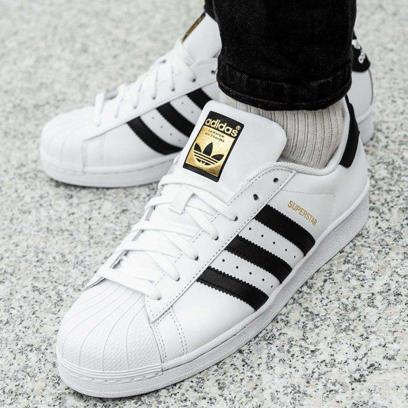 Buty sportowe męskie Adidas Superstar (C77124)