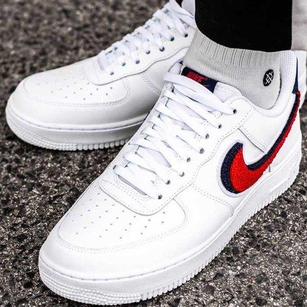 Buty Męskie Nike Air Force 1 07 LV8 823511 106 (Biały