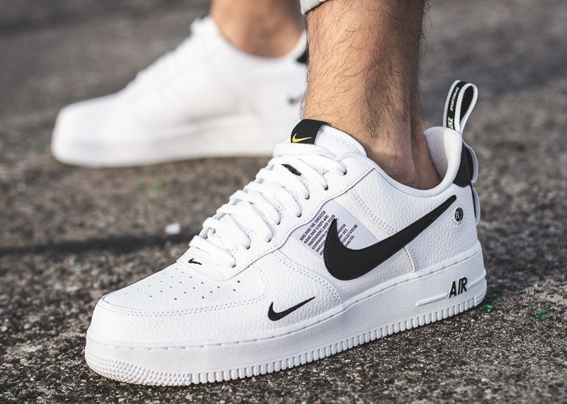 Kupować Nike Air Force 1 07 Low Butów AJ7747 100 (Biały