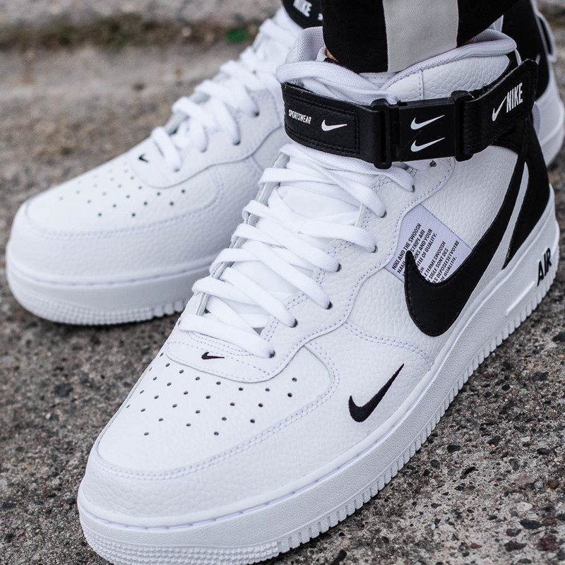 Buty Sportowe Air Force 1 Mid LV8