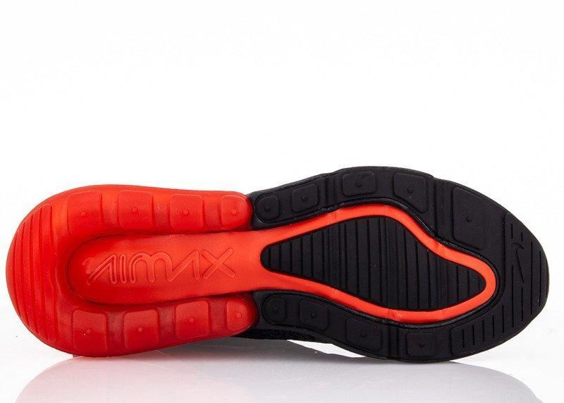 nike air max 270 reflective czarny red