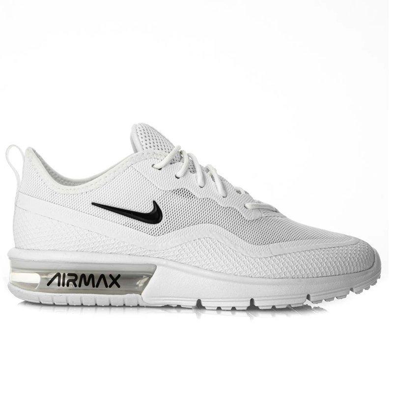 Buty sportowe męskie Nike Air Max Sequent 4.5 (BQ8824 100)