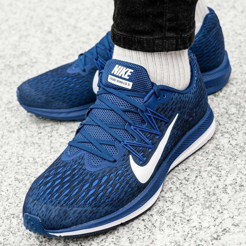 Buty sportowe męskie Nike Air Zoom Winflo 5 (AA7406 400)