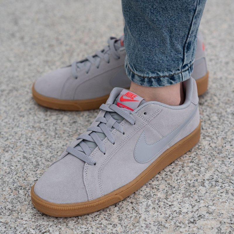 NIKE COURT ROYALE SUEDE, Sportowe buty męskie Nike Strona