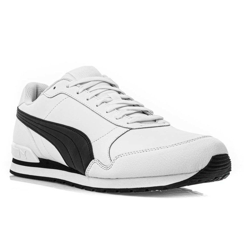 Buty sportowe męskie Puma ST Runner Leather v2 (365277 13)