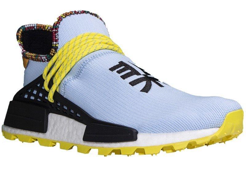 Buty sportowe męskie adidas x Pharrell Williams SOLARHU NMD (EE7581)