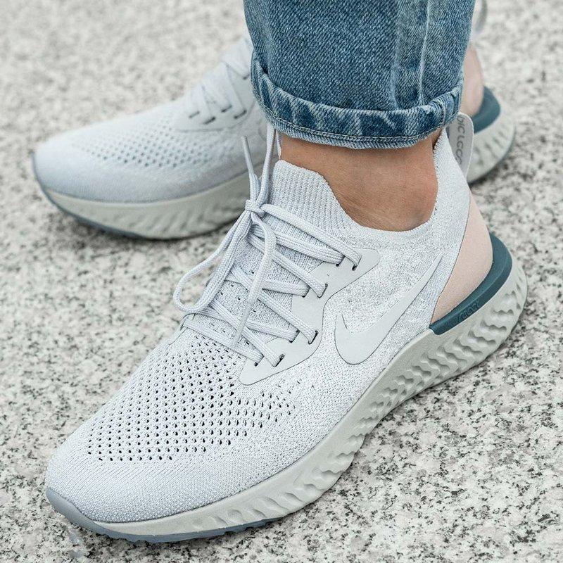 Buty treningowe damskie Nike Epic React Flyknit (AQ0070 014)