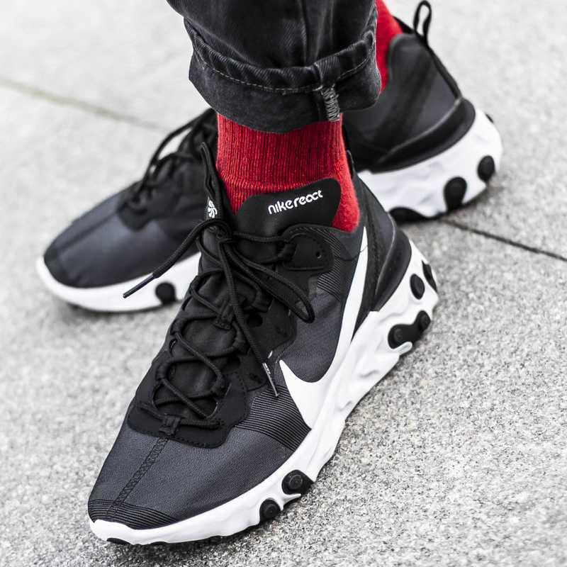 Buty treningowe męskie Nike React Element 55 (BQ6166 003)
