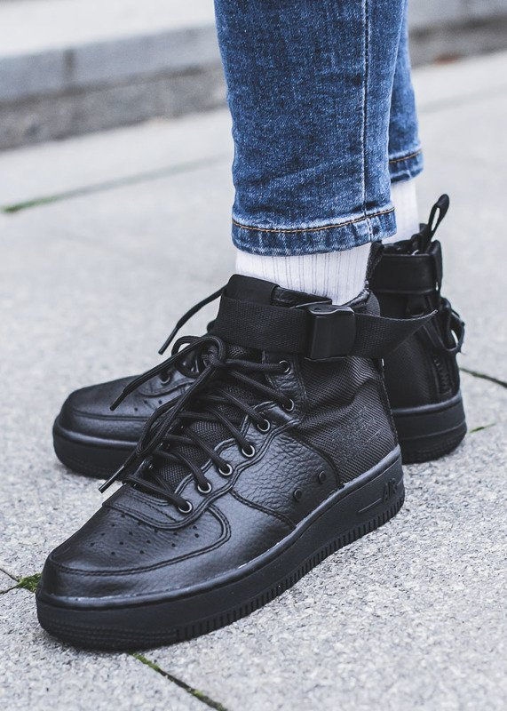 Nike SF Air Force 1 MID Sneaker Peeker Buty Damskie NW
