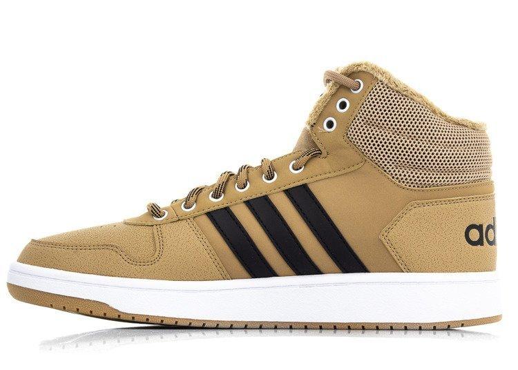 Adidas Hoops 2.0 MID B44620 Buty Męskie Zimowe Ceny i