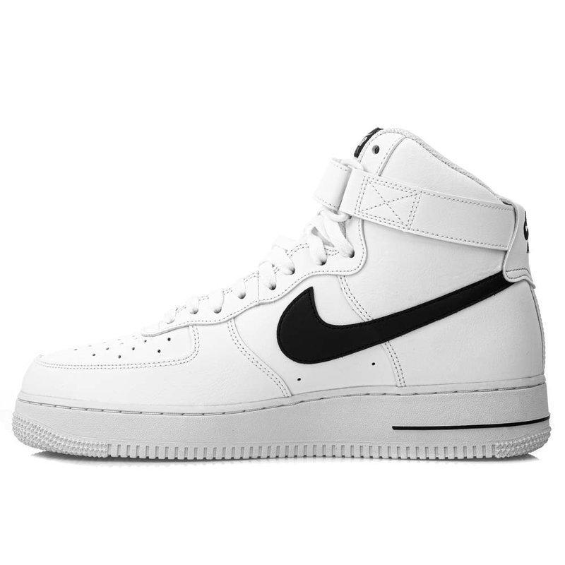 Buty zimowe męskie Nike Air Force 1 High '07 (CK4369 100)