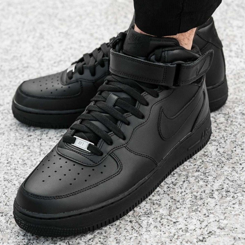 Buty Nike Air Force 1 Mid 315123 001 44.5