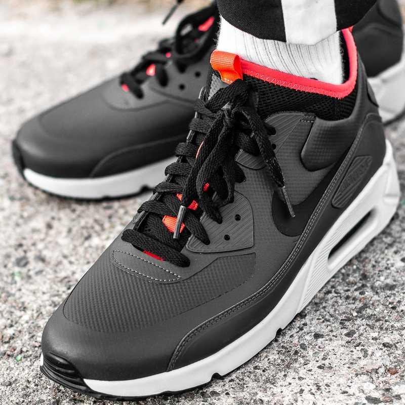 Buty zimowe męskie Nike Air Max 90 Ultra Mid Winter (924458 003)
