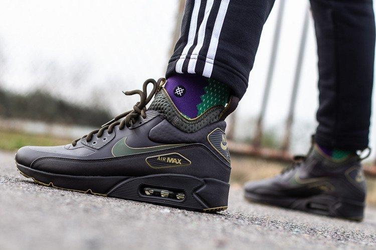Nike Air Max 90 Ultra Mid Winter Sneaker Peeker Buty Męskie