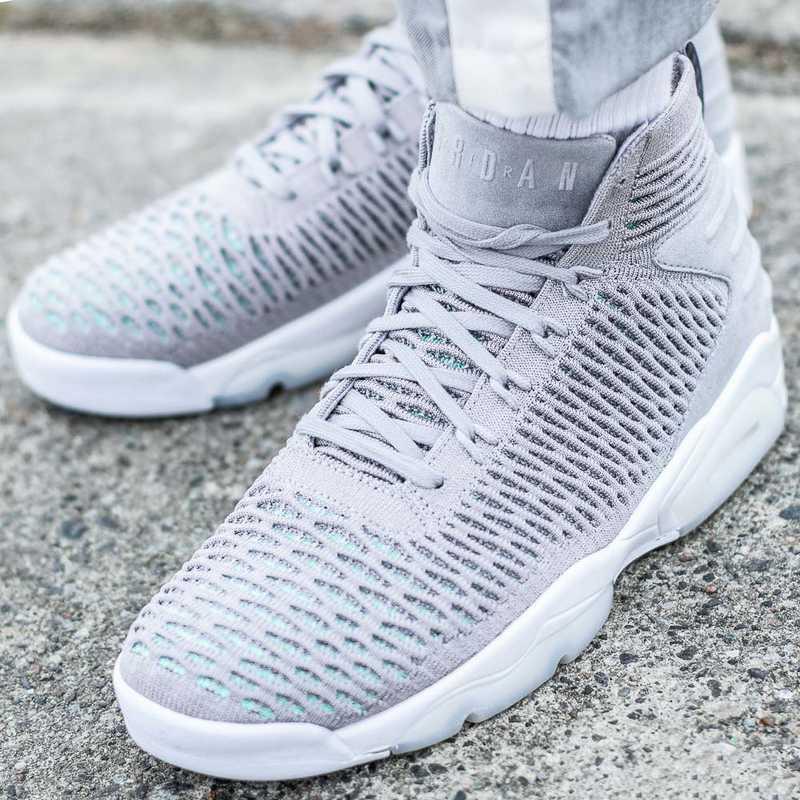 Buty zimowe męskie Nike Jordan Flyknit Elevation 23 (AJ8207 004)