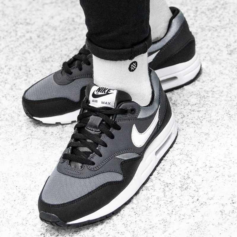 new style 10990 8f04b Nike Air Max 1 (GS) (807602-009) 279,98 zł - SNEAKER PEEKER ...