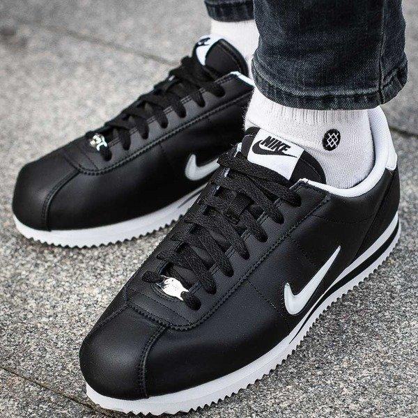 on sale 72da7 5ab15 Nike Cortez Basic Jewel (833238-002) Kliknij, aby powiększyć ...