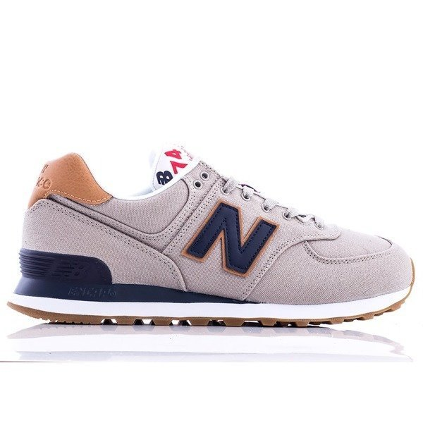 New Balance 574 szare (ML574YLB)